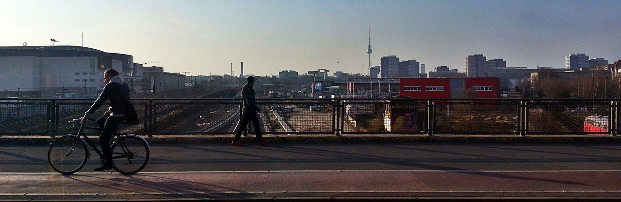 Warschauerbrücke Fernsehturm Soistberlin  Finding The Next Vivian Maier