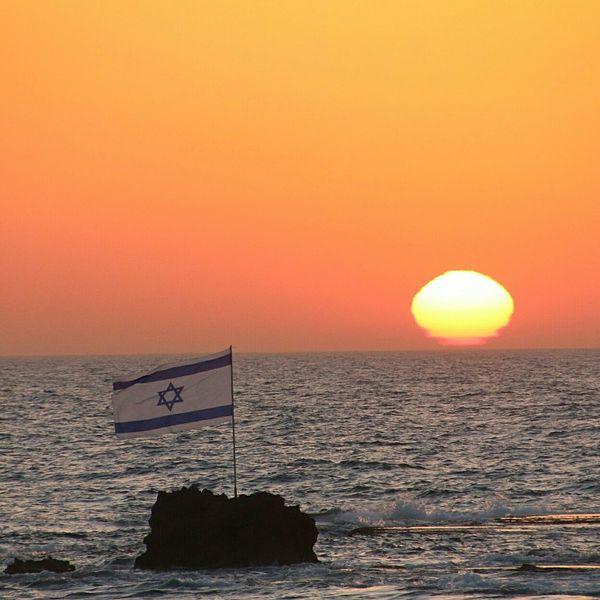 Flags Neveragain Israel Hello World Enjoying The View EyeEmBestPics Beautiful Bestoftheday Sunset EyeEm Best Shots