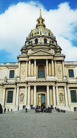Paris Invalides  Eglise Du Dome Napoleon Tombeau