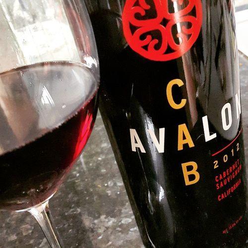 The weekend is here Avalonwine Avaloncab Wineingdown Wine cabernet