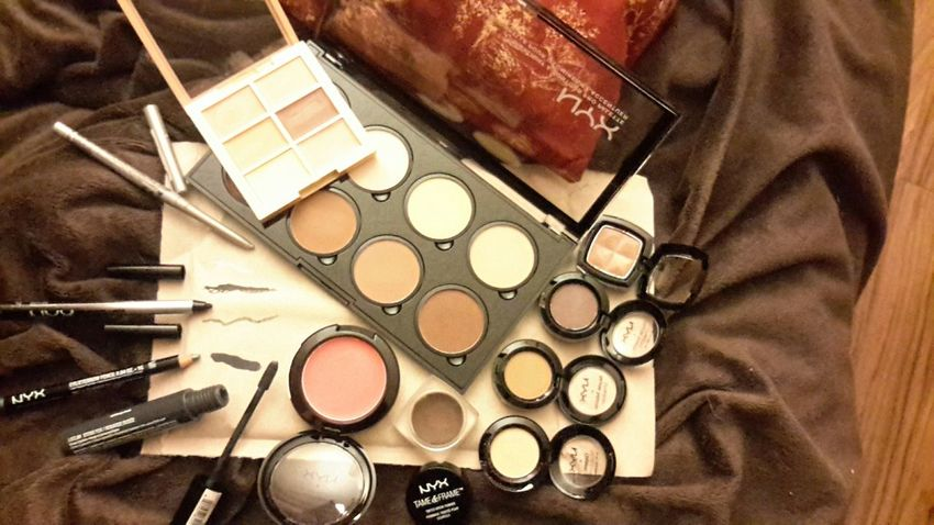 Makeup Nyxcosmetics Nyx Cosmetics Enjoying Life