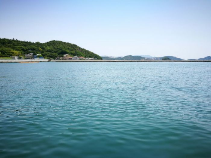 Japan Water Sea Tree Beach Clear Sky Swimming Relaxation Blue Perfection Rippled