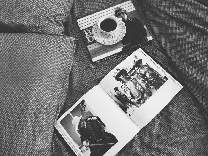 Beautiful Beauty Bob Dylan Coffee Time Digital Camera Digital Photo Digital Photography Eyem Gallery Eyemphotography Monochrome Rolling Stones