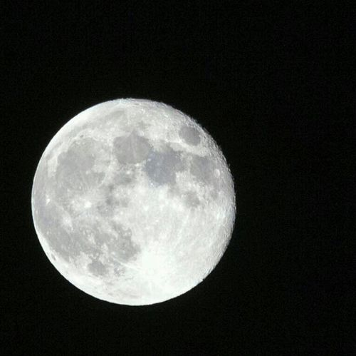 Moon La Luna The Moon Canon 5D Mark II