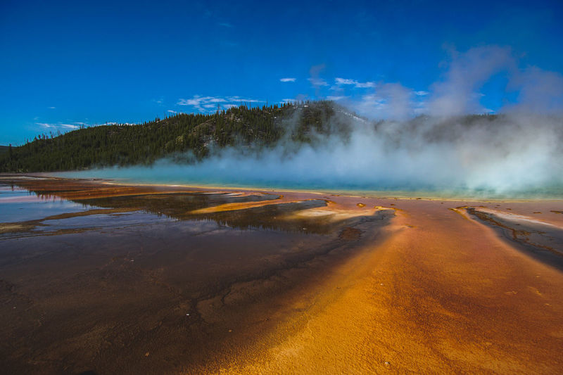 Sky Water Steam