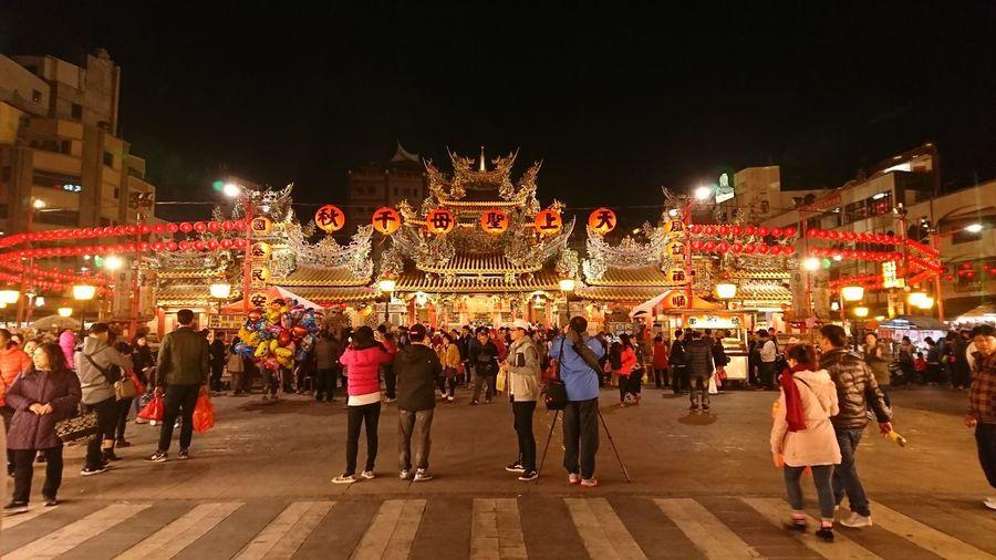 Cultures Illuminated Chinese Lantern Festival Chinese New Year Chinese Lantern Architecture Temple 走春 2017 Taiwan Lantern Festival