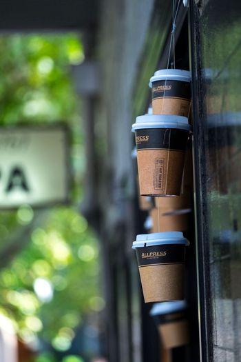 Coffees hang