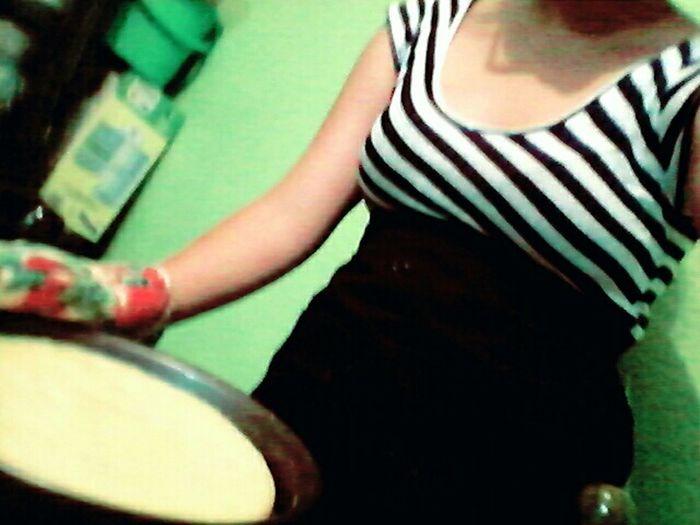 Cocinando \o/ ! :$ Delicious Food <3 Ahora a adornar mi Ricopastel Perfect Day