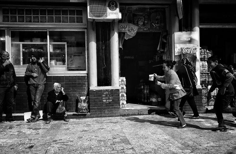 Run !!! Real People Men Day The Photojournalist - 2018 EyeEm Awards Group Of People City Street