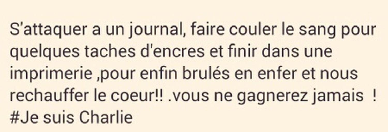 France En Deuil Je Suis Charlie LibertéDexpression Charliehebdo Je Suis Un Citoyen Anti Terrorisme
