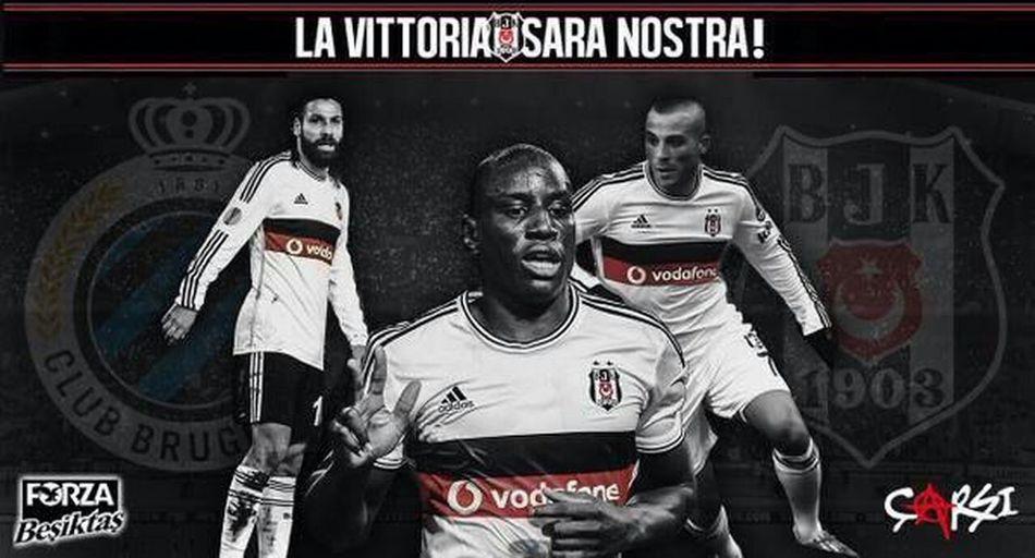 La vittoria sara nostra GururLan Beşiktaşk BJK Beşiktaş ❤ Dembaba BJK1903 Tolgayarslan