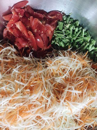 Vegetable Food Healthy Eating Vegetable Close-up Ready-to-eat Vegetables Vegetables & Fruits Freshness Vegetarian Vegetarian Food Vegetable Salad Salad Salad Time Salads