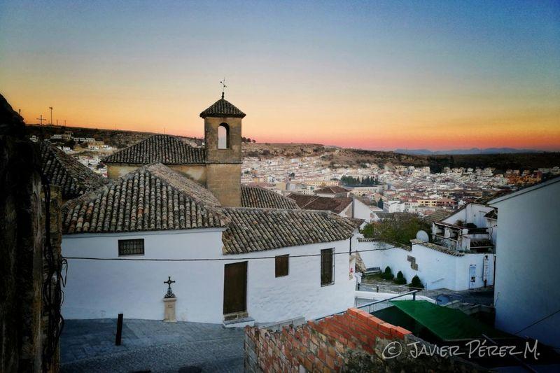Atardecer en el barrio de San Juan Architecture Building Exterior Sunset Travel Destinations