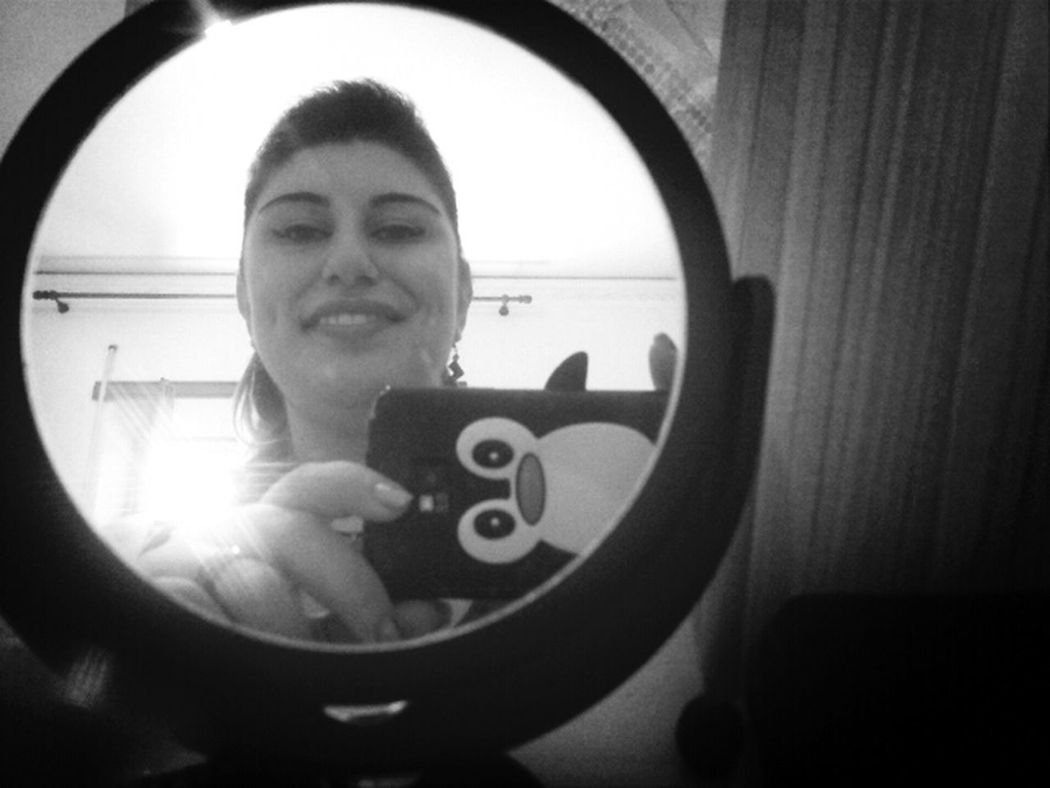 That's Me Smile Penguin Mirror
