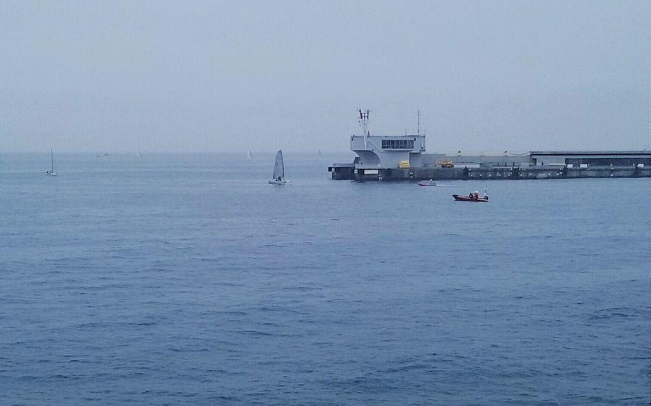 Port Sea And Sky Port Monaco Clear Sky Low Angle View Outdoors Sports Life