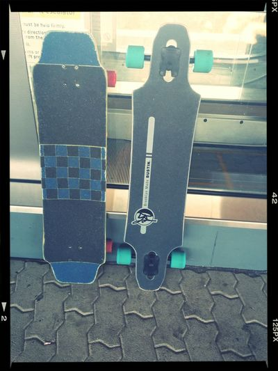 My two favourite decks Longboard Longboarding Bustin DbLongboards