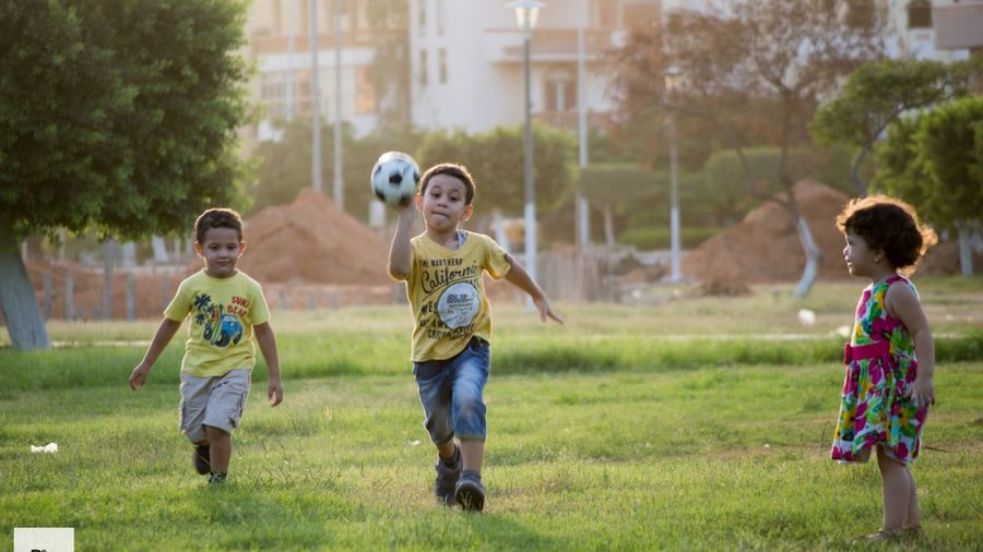 Children Childhood kids Kids Lifestyles Leisure Activity Grass People And Places Egypt Sport EyeEm Best Shots Eye4photography  EyeEm Gallery EyeEmBestPics Eyeemphotography EyeemEgypt EyeEm People And Places.