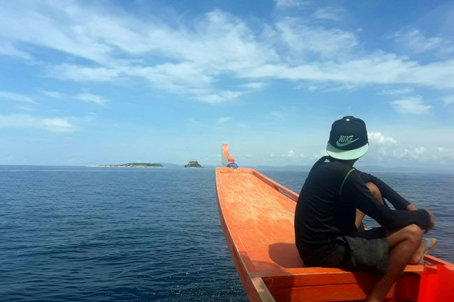 EyeEmNewHere Sea Outdoors Cloud - Sky Horizon Over Water Summer Boats Boating