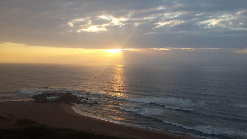 Amanzimtoti Waves, Ocean, Nature