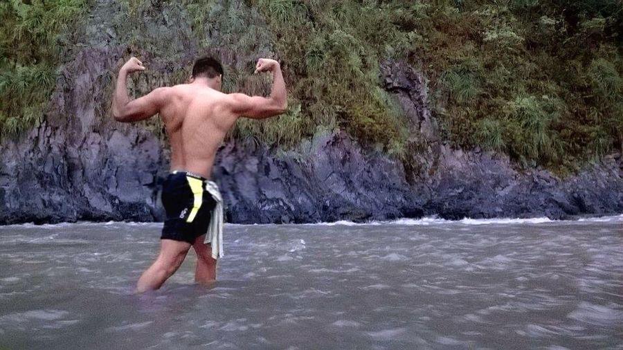 En el río vilcanota