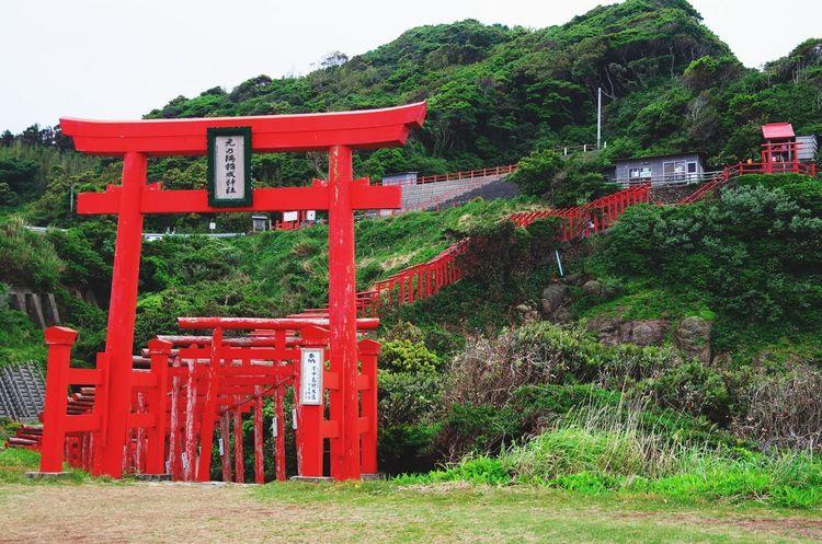PENTAX K-30 Japan Yamaguchi Shrine Inari Shrine 元の隅稲荷神社