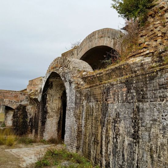 Relaxing Fort Pickens Warm Florida