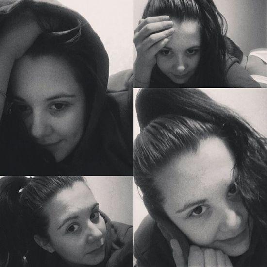 Черно-белое...Black Wite Foto Me girlinstacolage Picardhomeheppilike