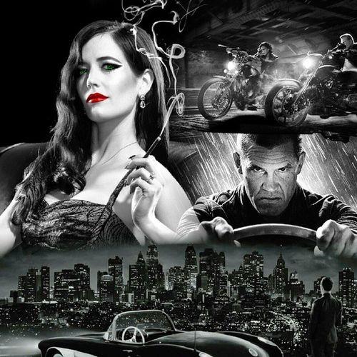 Один из лучших фильмов этого лета, одна из лучших съемок в стиле нуар . Советую всем городгрехов2 SinCity Noir