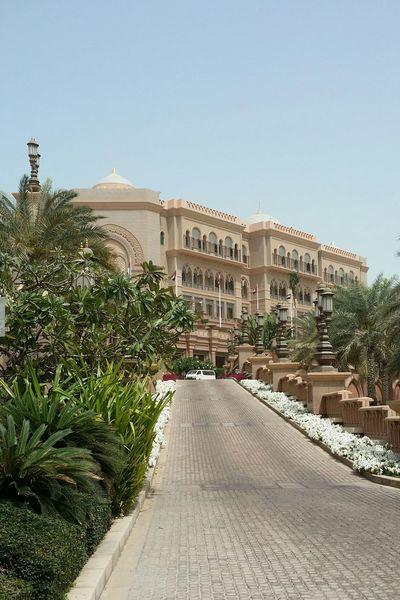 Uae,abudhabi Outdoor Photography Emirates_palace Luxury 7 Stars Hotel