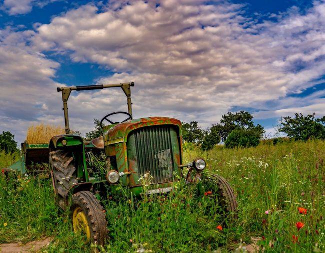 Traktor Cloud -
