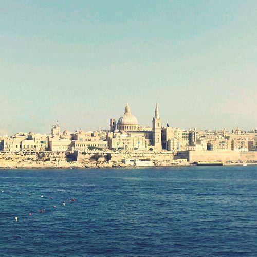 Valetta Malta Cathedral Church