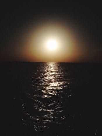 Kuşadası Deniz BatanGüneş Egedenizi