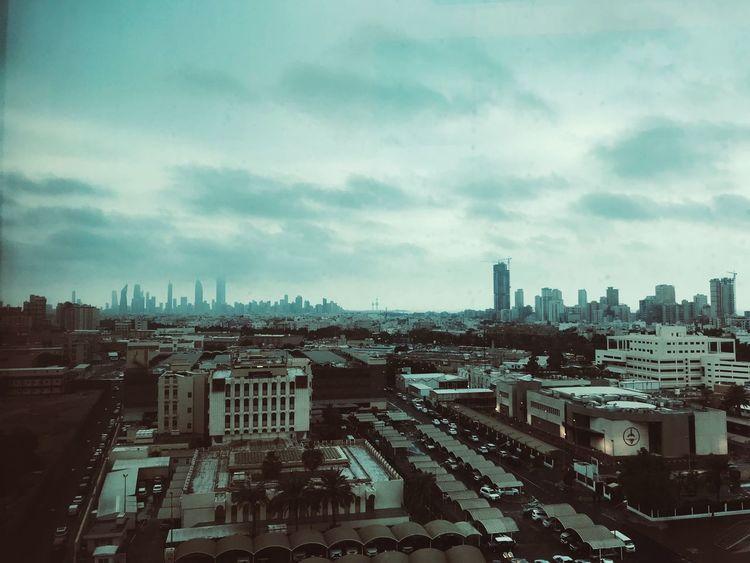 Weather Kuwait