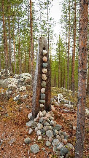 Strong Words Oranki Orankiart Finland Thisislapland