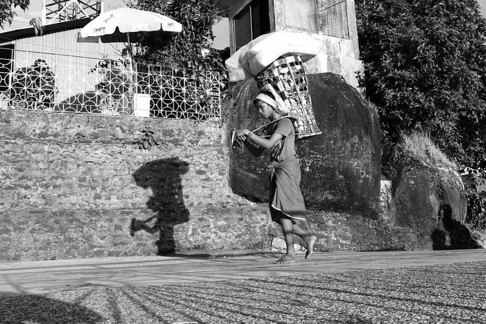 Black And White Culture Kyitehteeyoe Life Myanmar Struggle For Life Travel