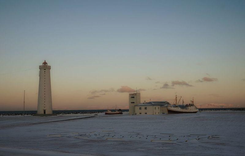Garskagaviti Garðskagi Lighthouse Sony A5000 Beautiful Day