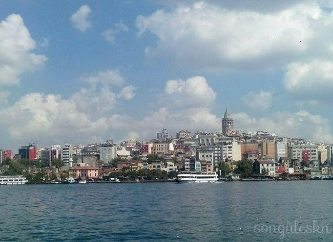 Galata Kulesi , İstanbul 🌁🗼 City City Life Architecture Built Structure Tourism