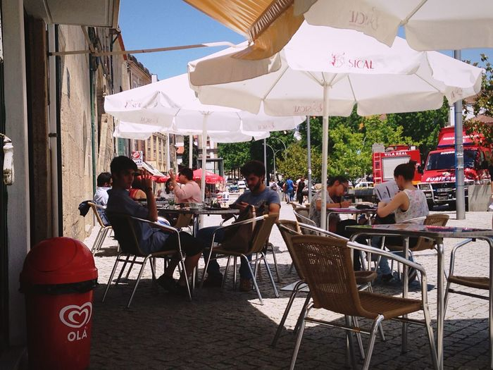 Olá 🇵🇹 Cafe Coffee City Streetphotography People Watching Random People Enjoying Life Relaxing