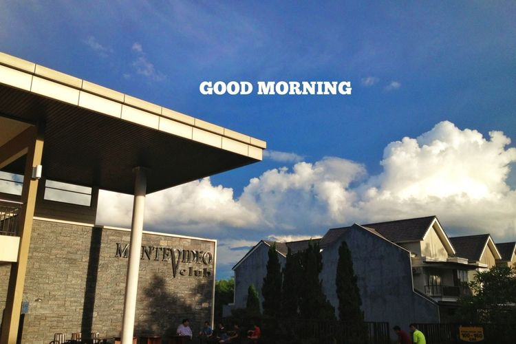 Good Morning Blue