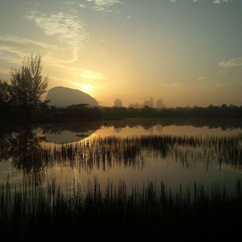 Sunrise at Lake Melati, Perlis, Malaysia Perlis Malaysia Nature Sunrise