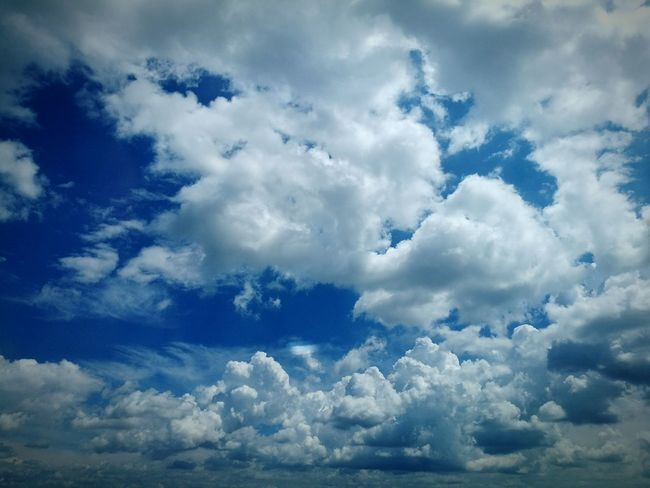 Blue Wind Sky Cloud - Sky Sky Only Cumulus Cloud Meteorology Heaven Cumulus Cloudscape