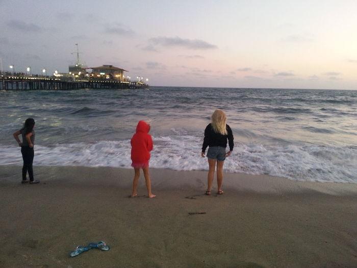 The Following, An Evening At Santa Monica Pier