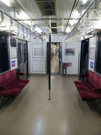 Taking Photos Empty Train Goinghome EyeEm Best Shots Eye4photography  Transformation Railway Station