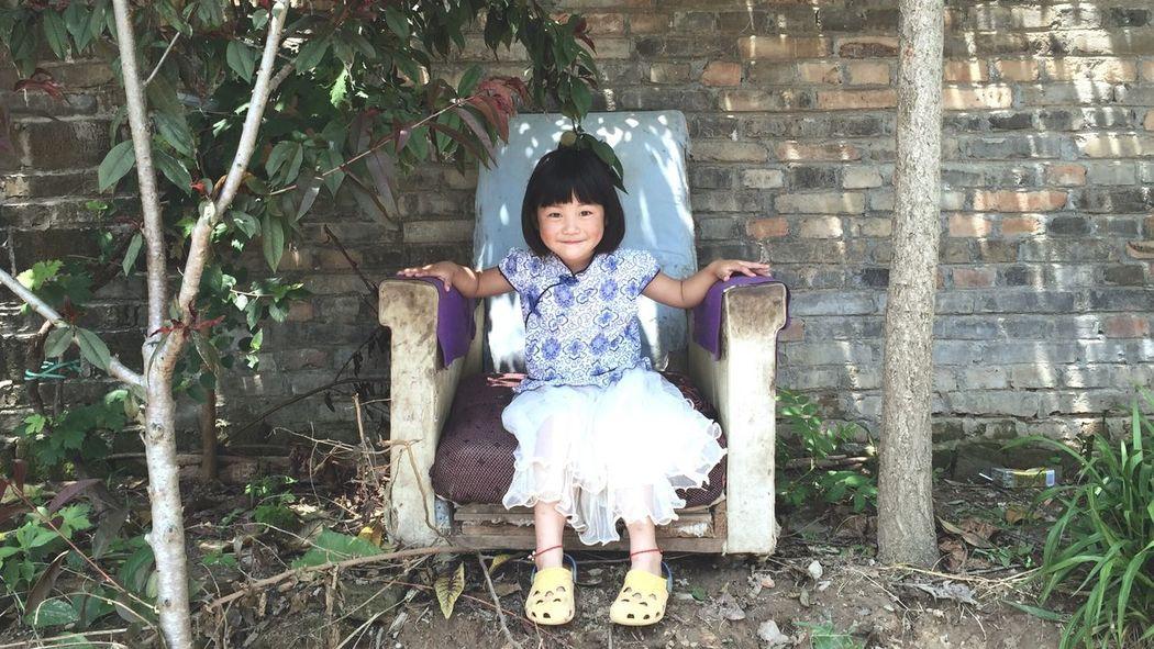 公主。 Enjoying Life Hello World