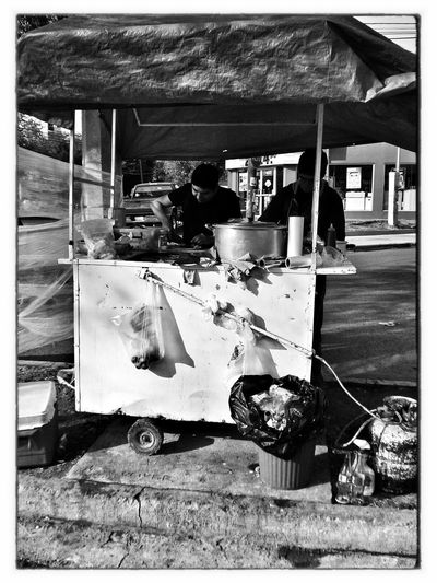 Streetphotography Blackandwhite TheMinimals (less Edit Juxt Photography) The Press - Trash