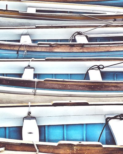 Lines Boat Boats⛵️ Parallel Parallel Lines Pattern Close-up Close Up First Eyeem Photo Seaside Summer Outdoor Seascape