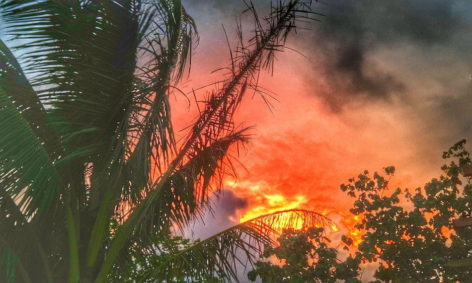 Good afternoon HDR Cloudporn Sunset Eye Em Best Shots