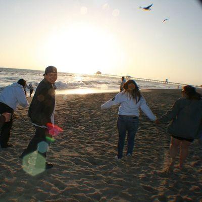 Beachday Beachlife Sunset