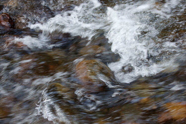 Motion Blurred Motion Water No People Rock Beauty In Nature Solid Rock - Object Nature Long Exposure Day Scenics - Nature Flowing Water Backgrounds Speed Flowing Outdoors Power In Nature