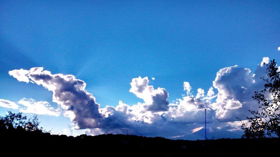Nubes Bluesky Clouds Clouds And Sky